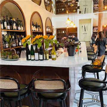 limestone vineyard(鼓楼店)