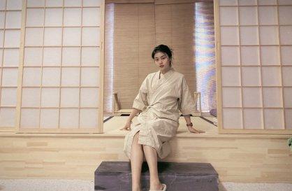 一家日式风格的北京家庭式spa馆—姜美堂·姜蒸除湿の美颜馆